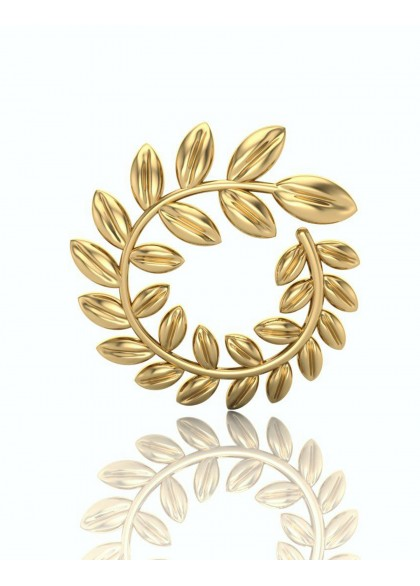 GOLDEN KERNELS EARRINGS