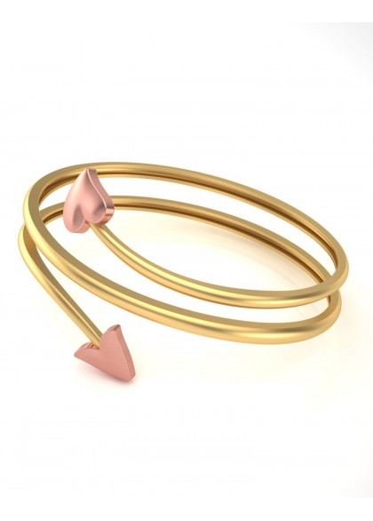 LOVE FOR GOLD BRACELET