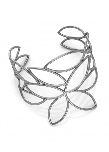 CLUSTERED LEAVES BRACELET