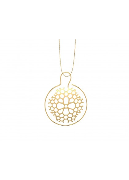 GOLDEN HIVE PENDANT