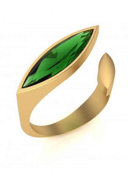 ARLLETE GOLD RING
