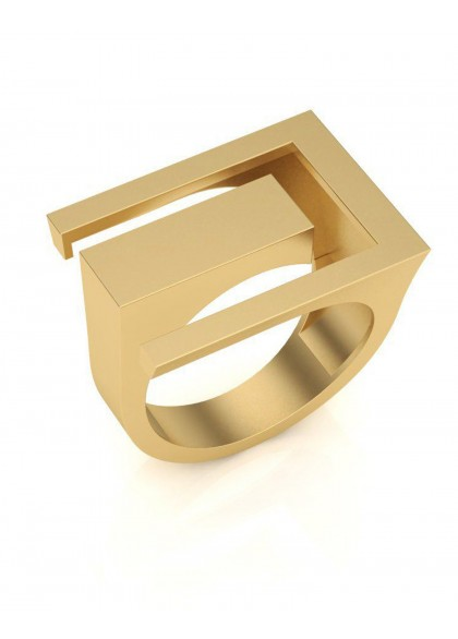 TABLE TOP GOLD RING
