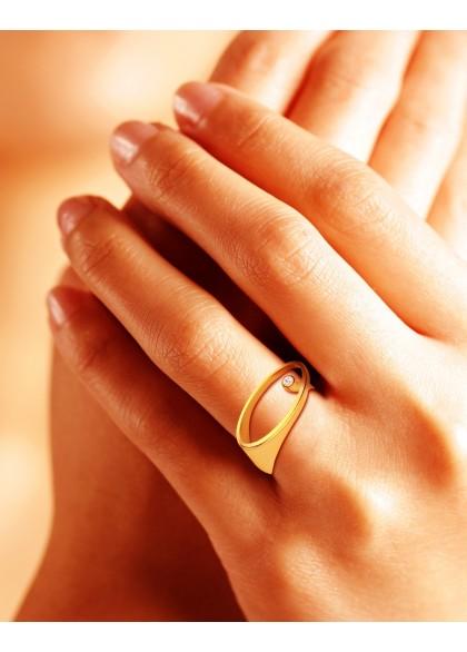 ALLYCIA DIAMOND RING