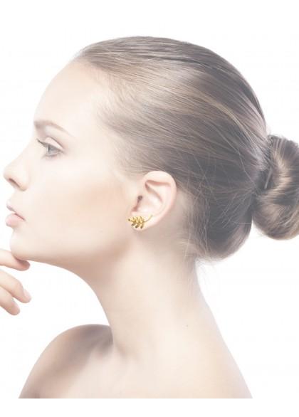 GOLDEN WHEAT EARRINGS