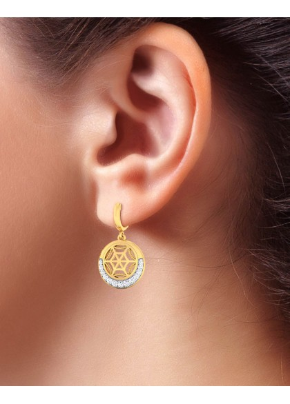 WEBBED EARRINGS