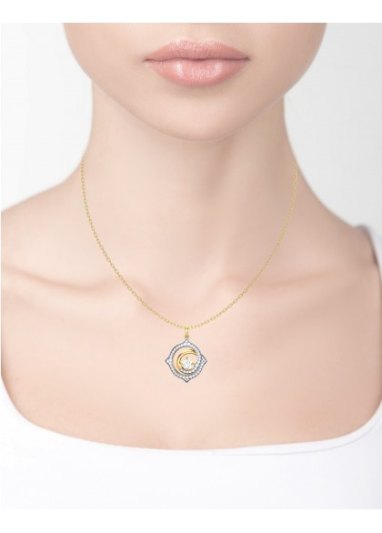 IXIA DIAMOND PENDANT