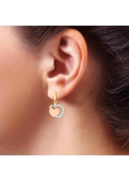PIINK IN LOVE EARRINGS