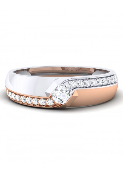 ROSE WAY DIAMOND RING