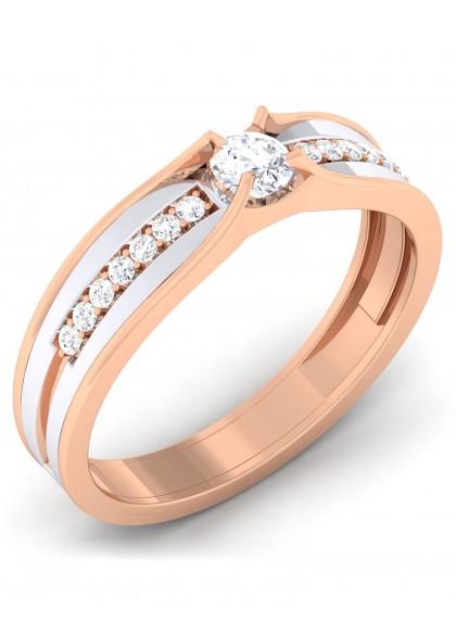 CALLA LILLY DIAMOND RING