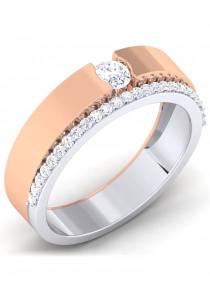 FRANGIPANI DIAMOND RING