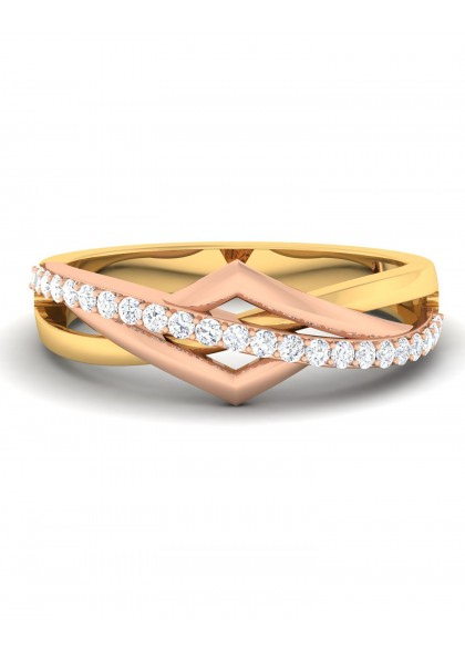 GLADIOLUS DIAMOND RING