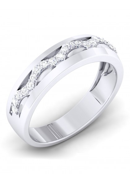 RIVER DALE DIAMOND RING