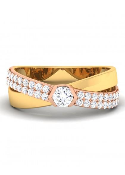 CROSSWAY DIAMOND RING