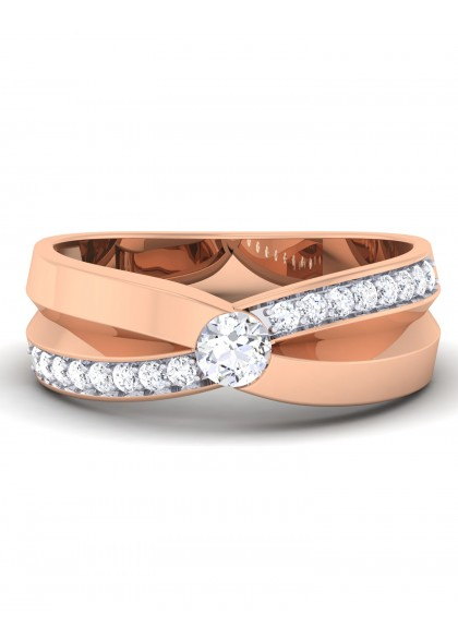 CORAL BELLS DIAMOND RING