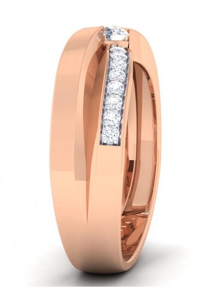 CORAL BELLS DIAMOND RING
