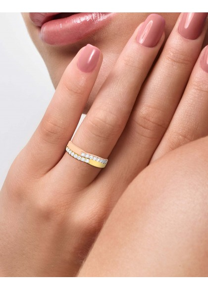 FREESIA DIAMOND RING
