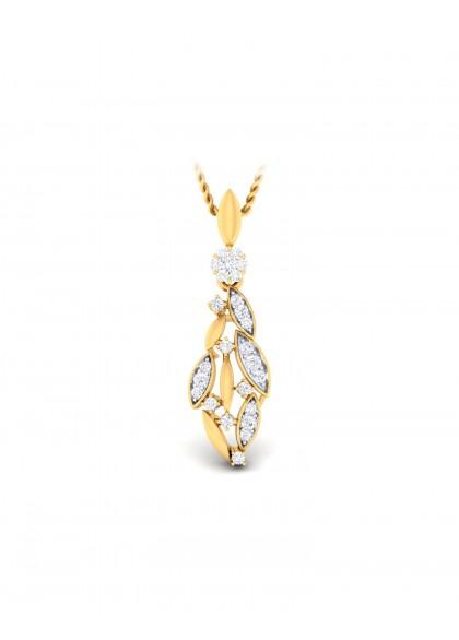 DIAMOND LEAVES
