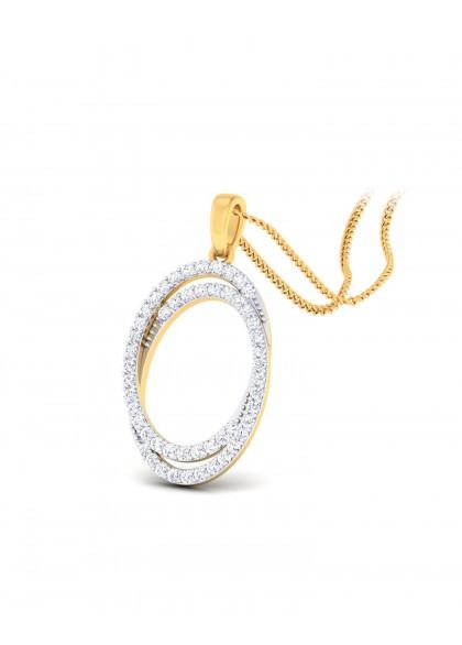 DIAMONDS GALORE PENDANT