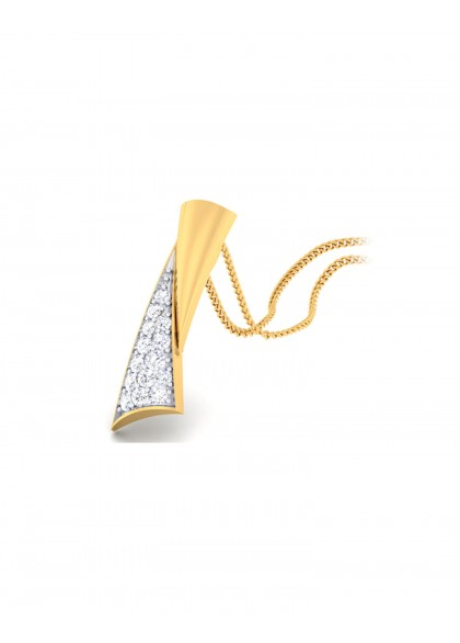 TRIANGLES TWO WAYS PENDANT