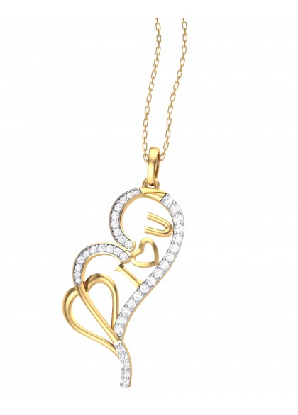 LOVE EXPRESSION PENDANT