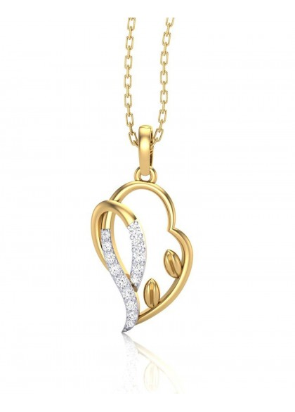 PHILIS DIAMOND PENDANT