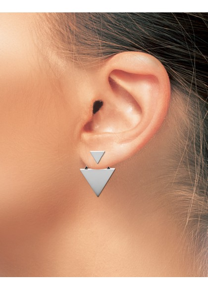 INVERTED TRIGON EARRINGS