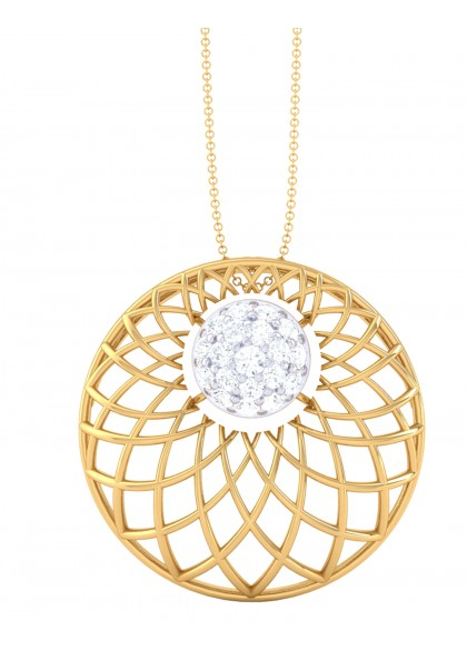 Fashion pendants jewellery buy gold diamond fashion pendants circular trellis circular trellis circular trellis audiocablefo