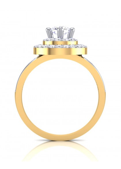 QUEEN DIAMOND RING