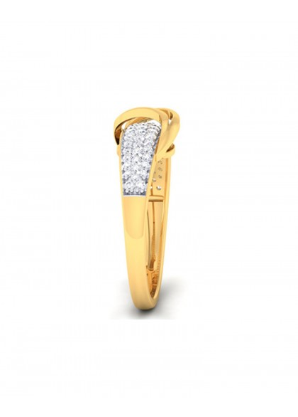 THE GOLDEN STROKE RING