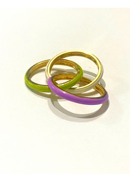 POP COLORED RING