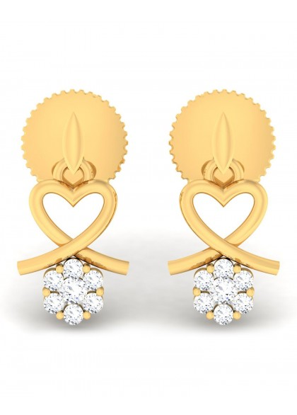 SEVEN LOVE EARRING