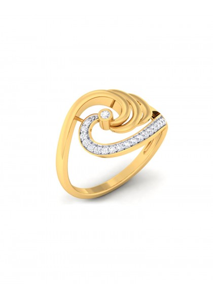 STATICE DIAMOND RING