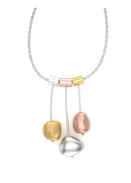 AURORA GOLD NECKLACE