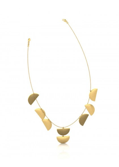 LUVINIA GOLD NECKLACE