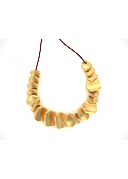 BAILEY GOLD NECKLACE