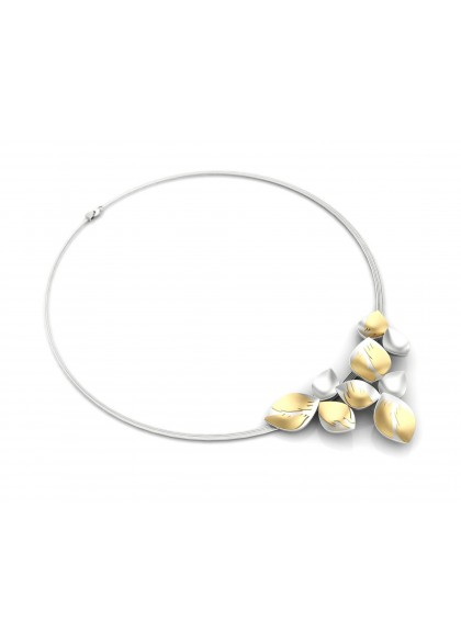 OX EYE DAISY NECKLACE