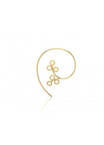 MAYFLOWER GOLD EARRINGS